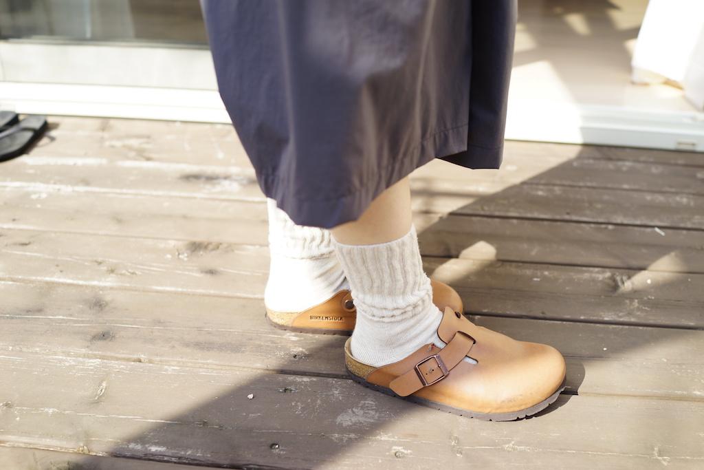 【お知らせ】mekke靴下入荷しました。