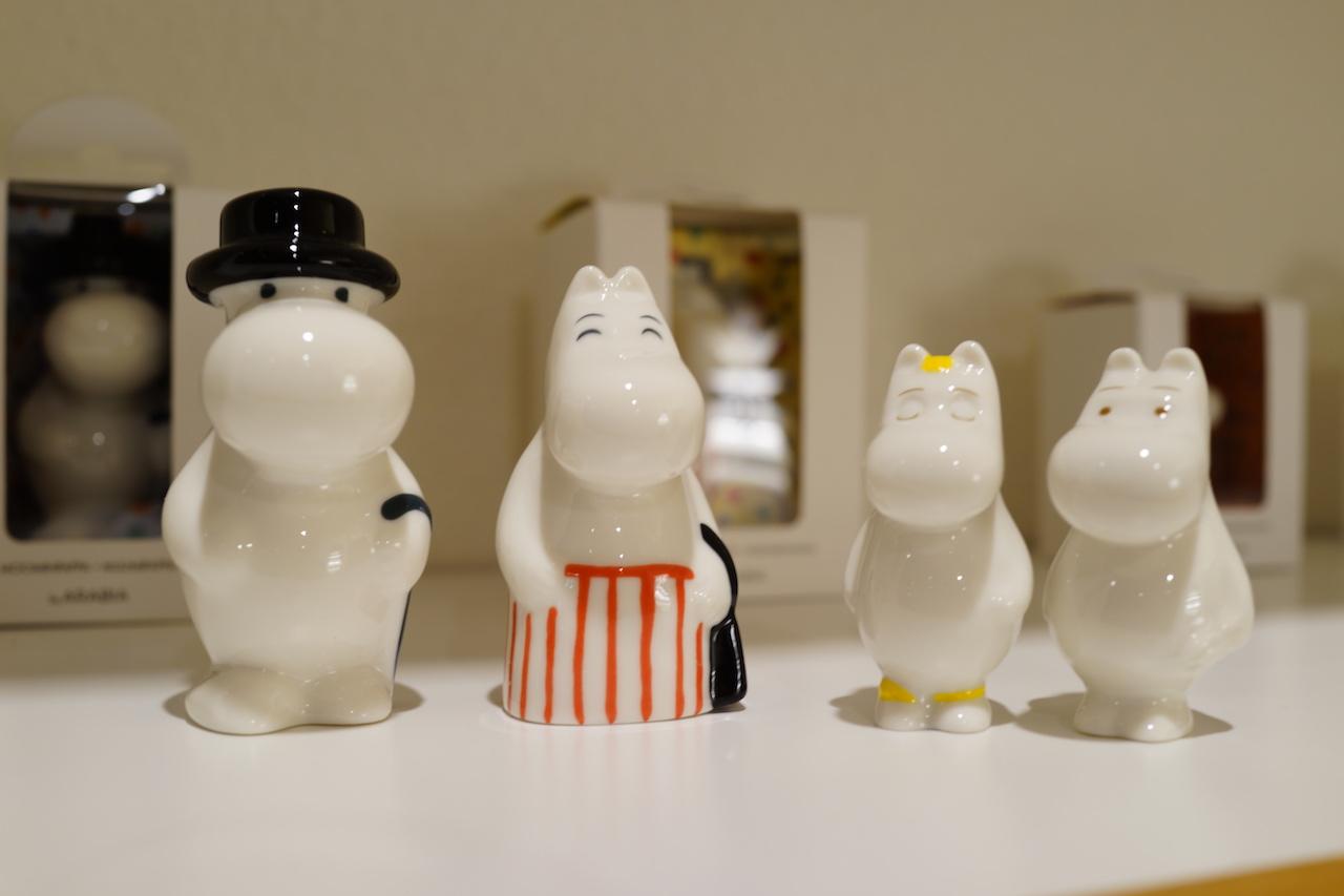 Arabia / Moomin フィギュア