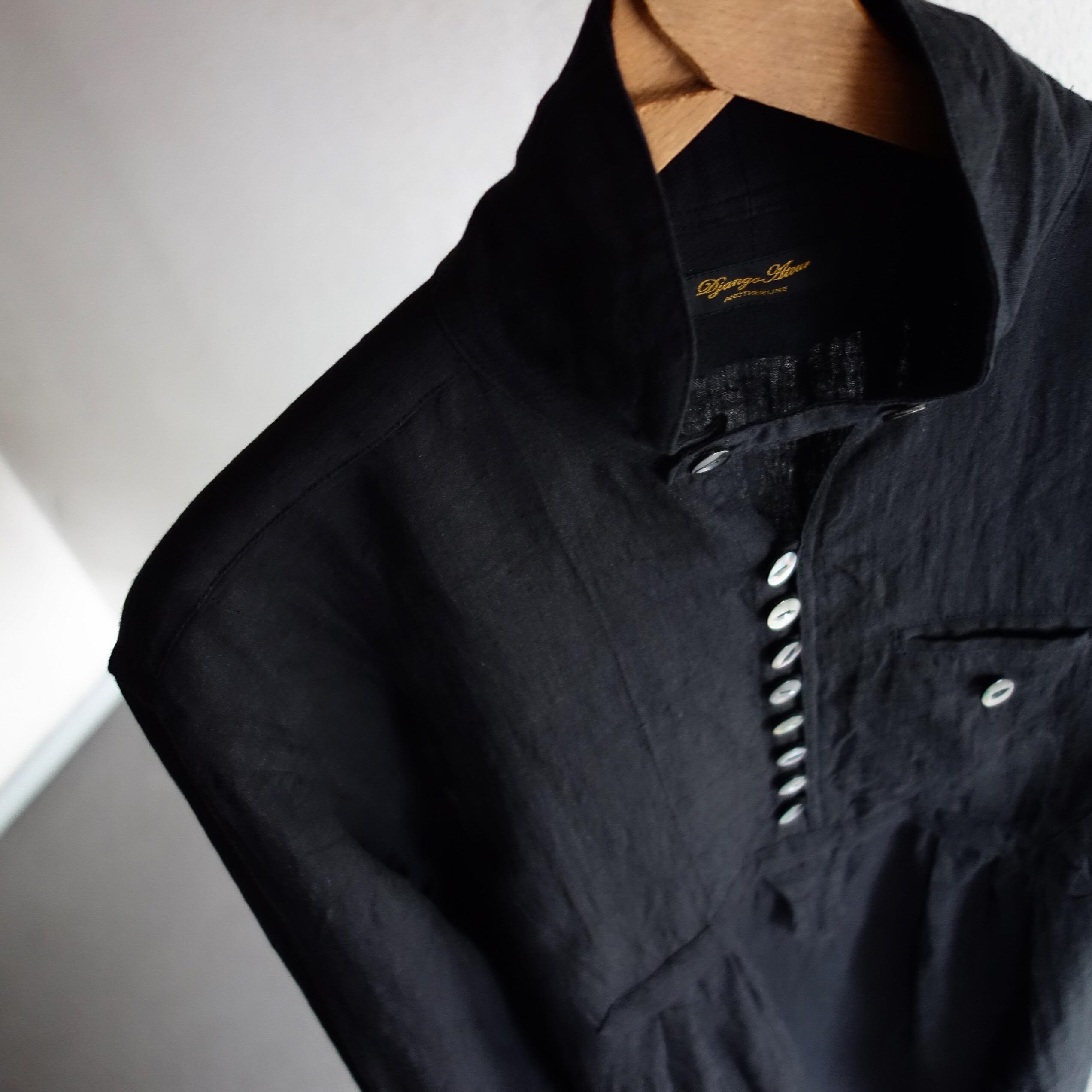frenchvictorians belgium-linen pullover