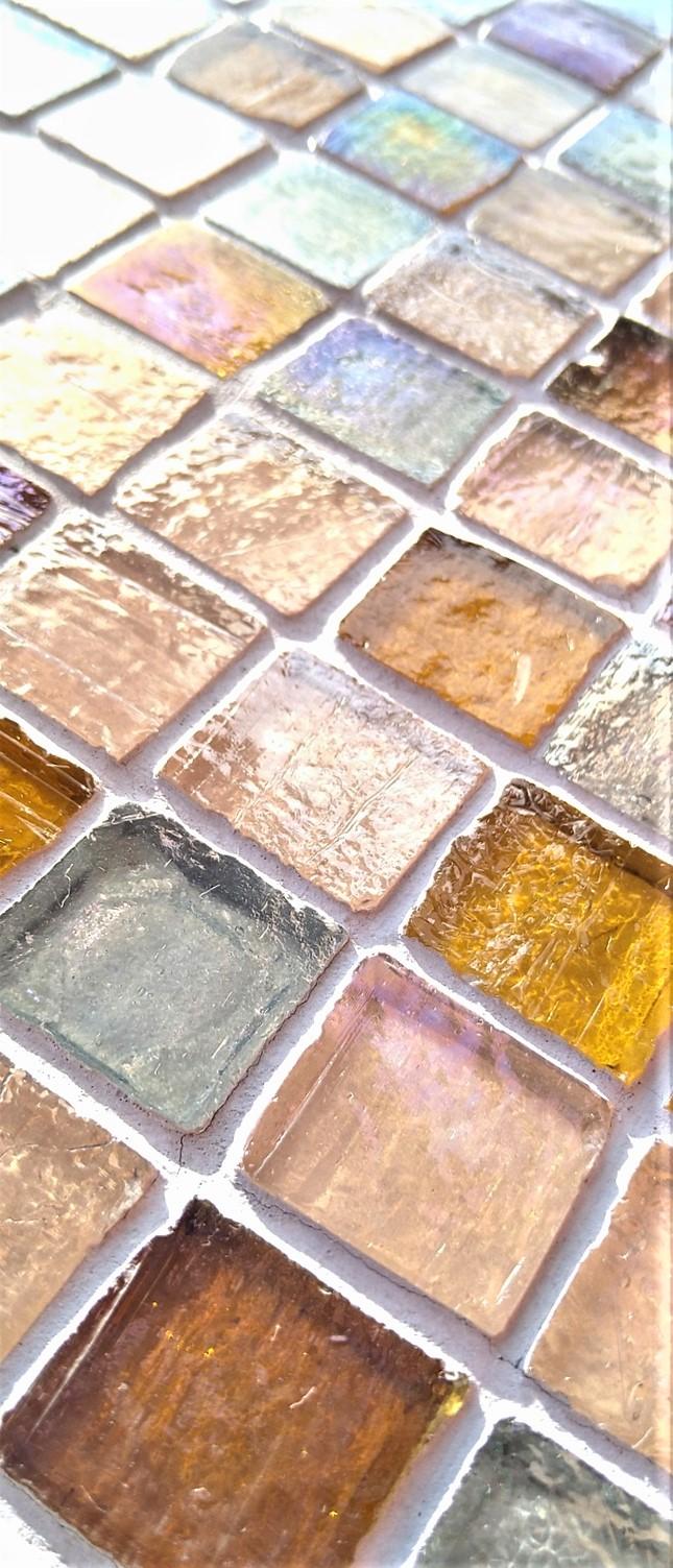 Staind Grass Mosaic -MIX-d-