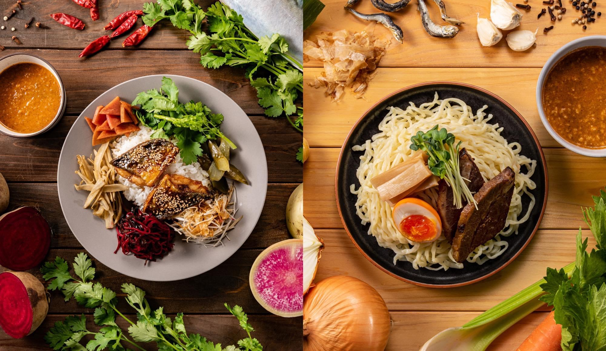 ゴーストレストラン「テリヤキ食堂」のカレー弁当