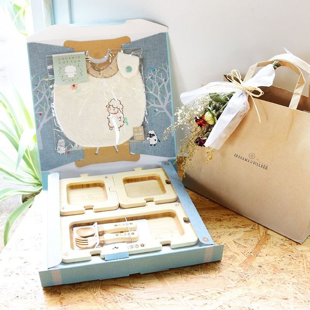 ARAKAWA ii VILLAGE 【おうちでゆっくりお買い物】竹製食器シリーズ「agney*」
