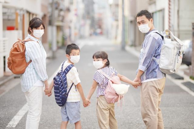 いざというときのために、家族で防災意識を高めよう