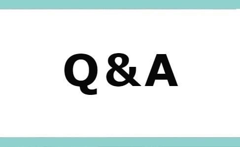 よくあるご質問【Q&A】