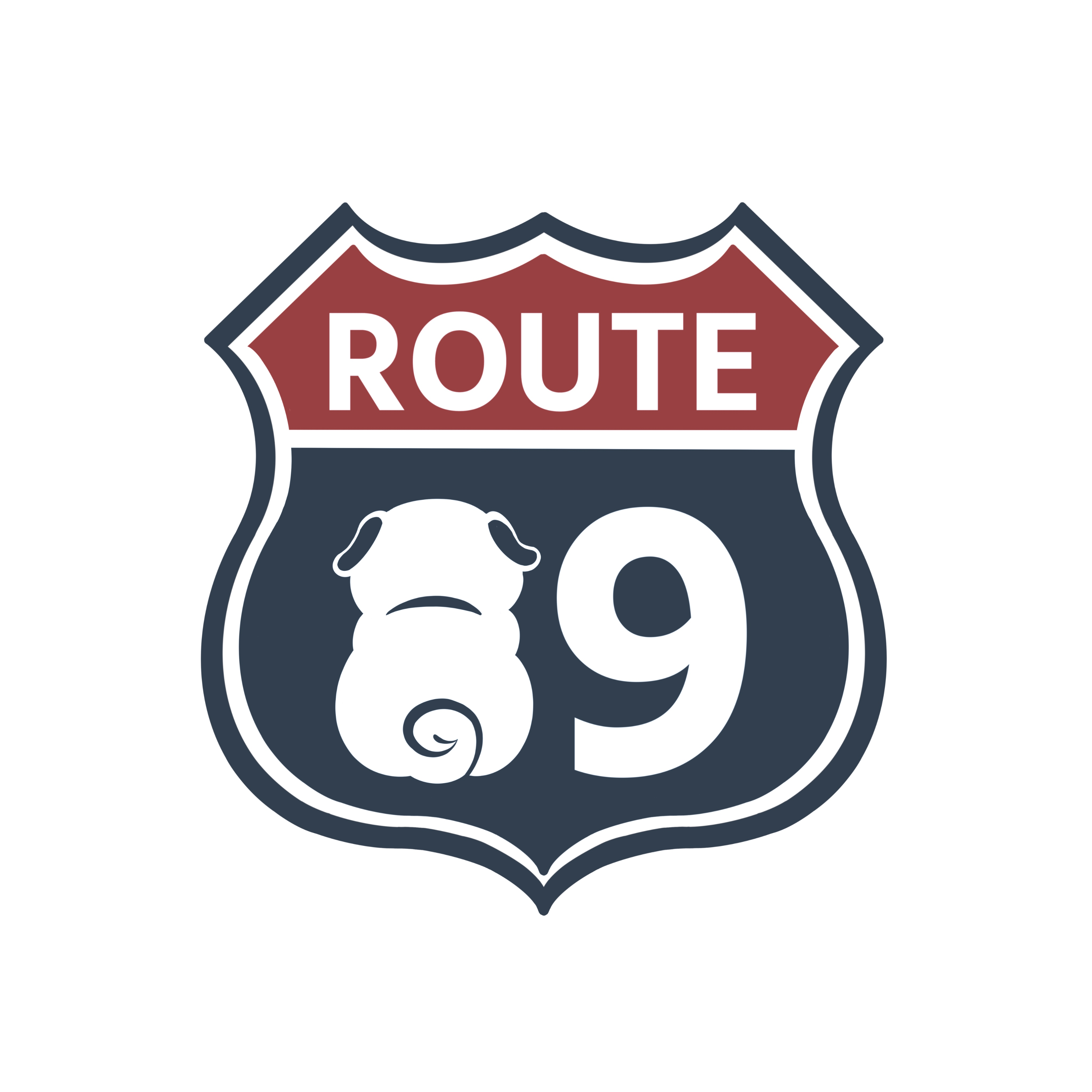 Route89ステッカー 新色もうすぐ完成!