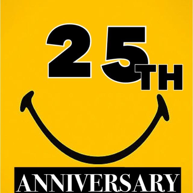 25周年祭開催♪♪♪