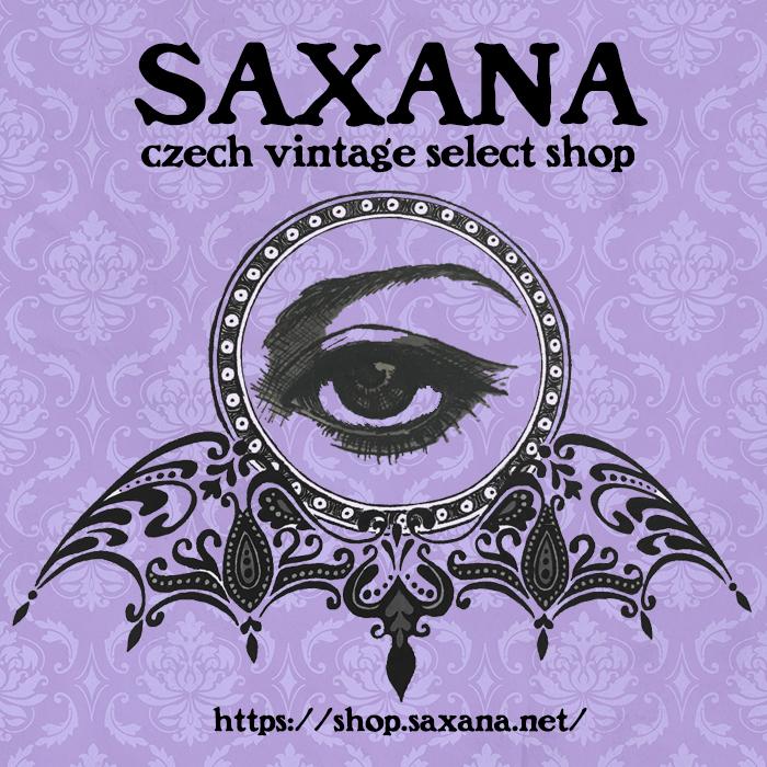 SAXANA / サクサナ webshopオープンしました!