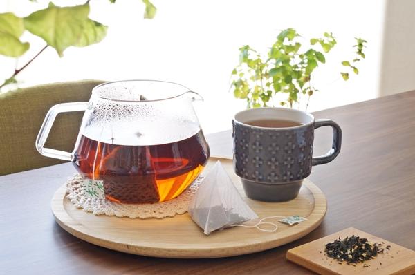 和紅茶×乾燥生姜=100%天然素材!