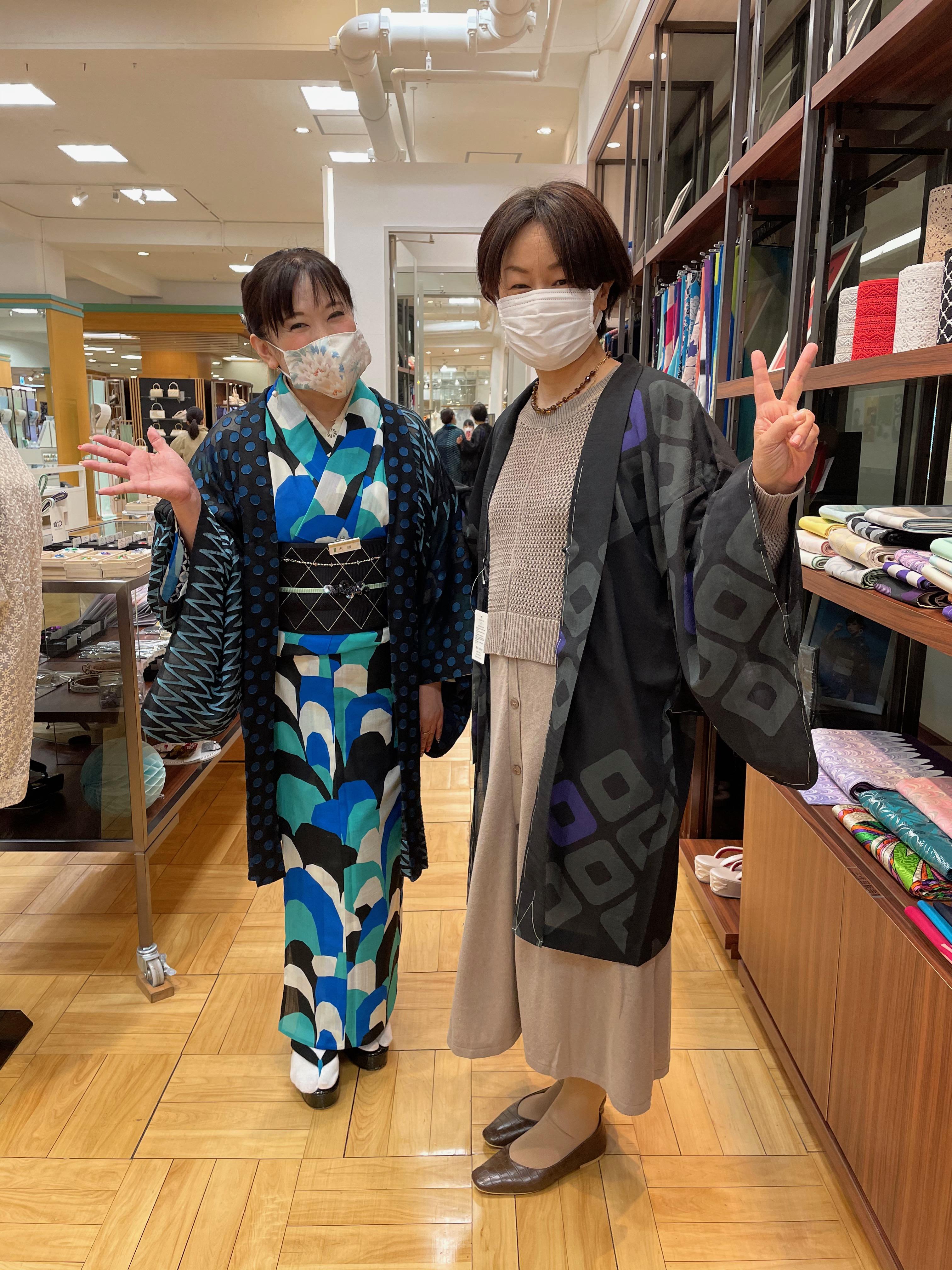 楽しかった1週間「日本橋三越pop-up出店」のご報告vol.3