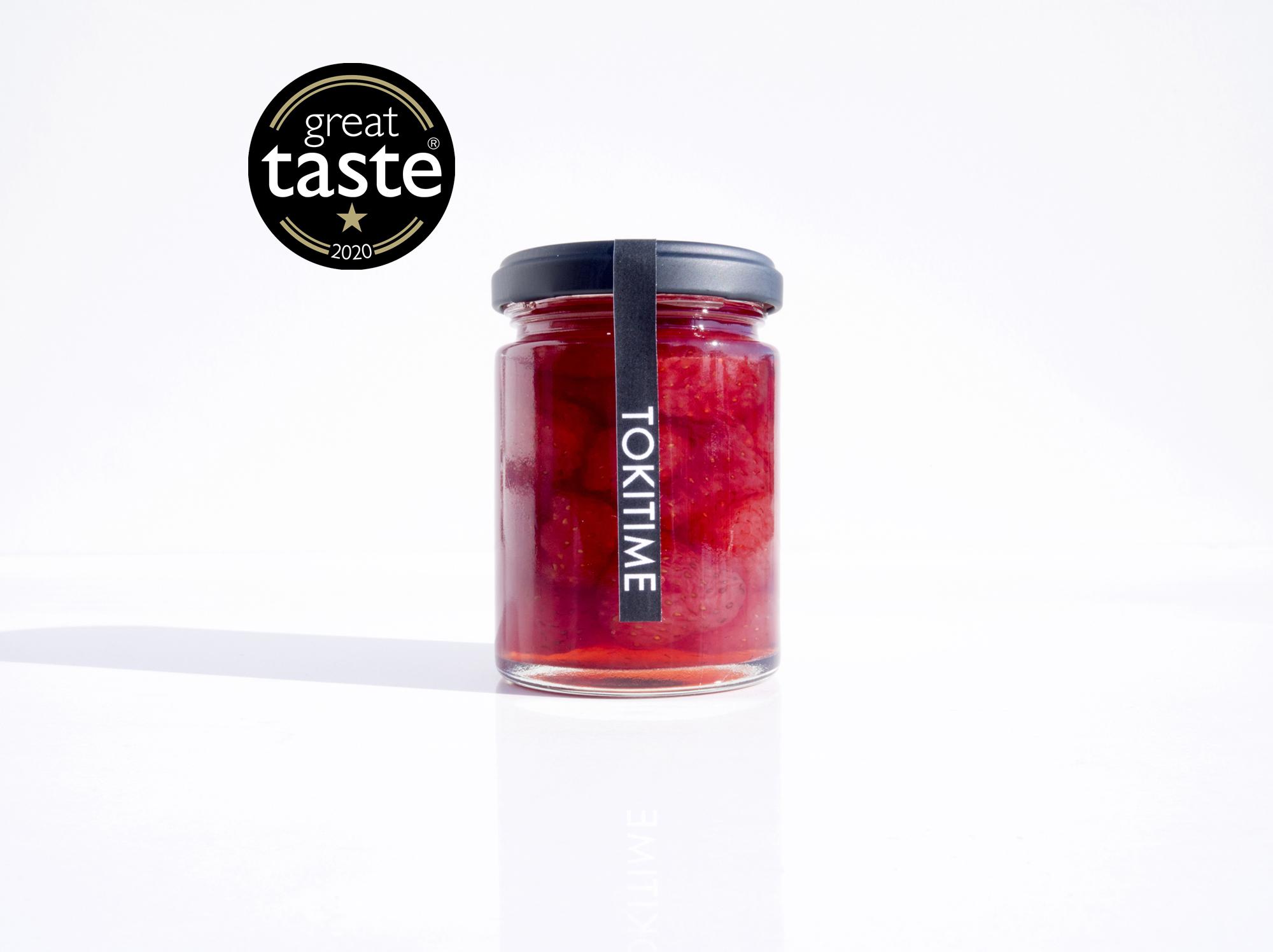 ICHIGO いちごジャム が 食のオスカー Great Taste Awards 2020 を受賞