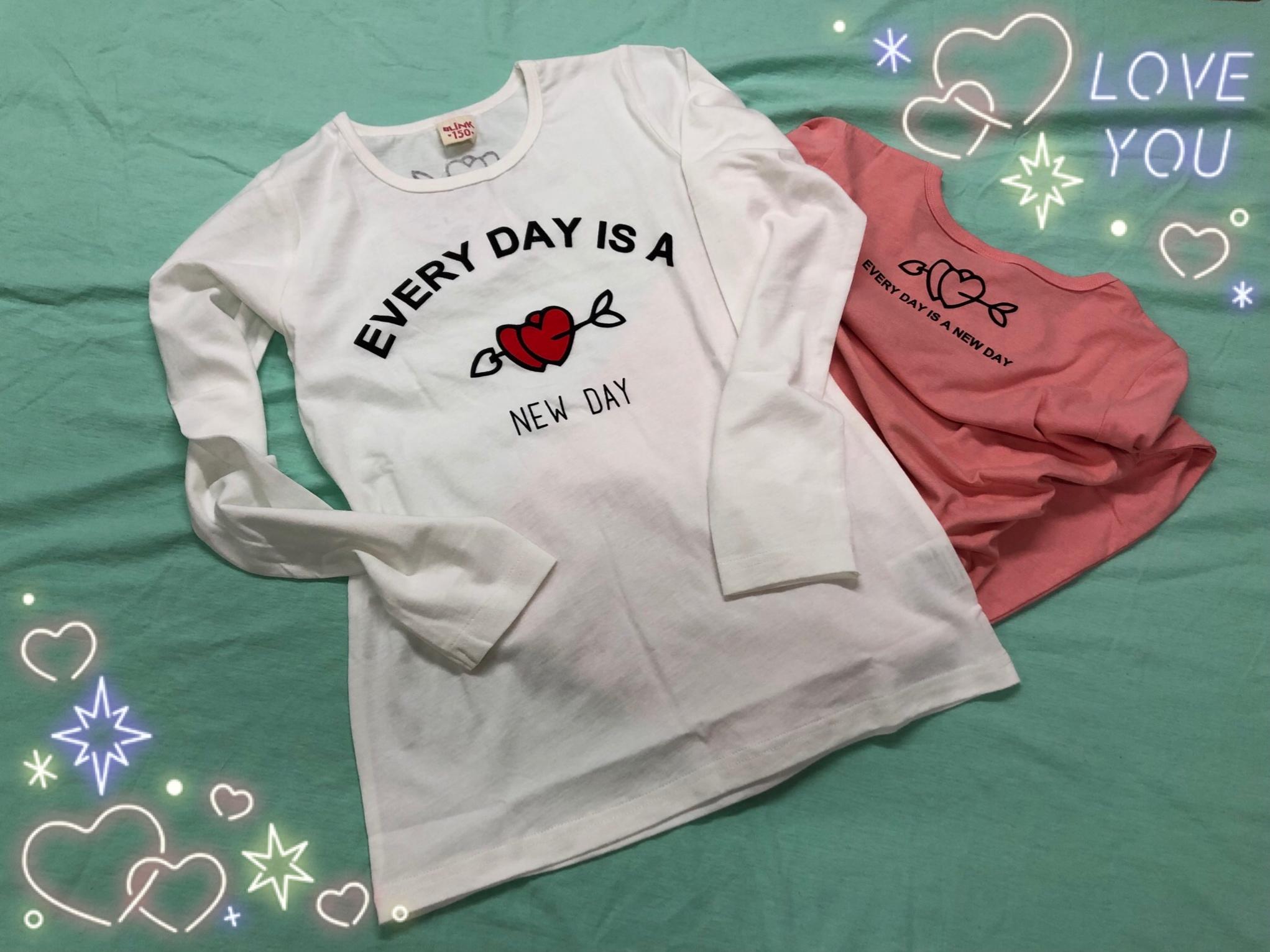 大特価のAラインTシャツ(*^^)v