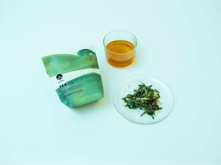 【eatreat.TEA STORY】変化するあなたの背中を押す「きぶんが、さわやかリフレッシュ茶」