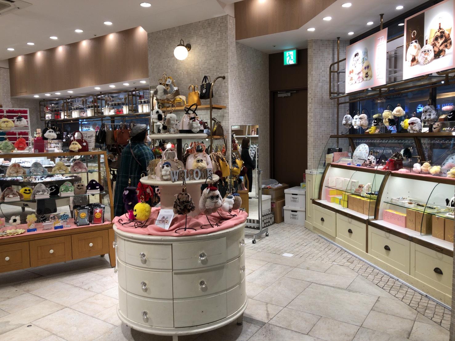 渋谷東急東横店 POP UP SHOP