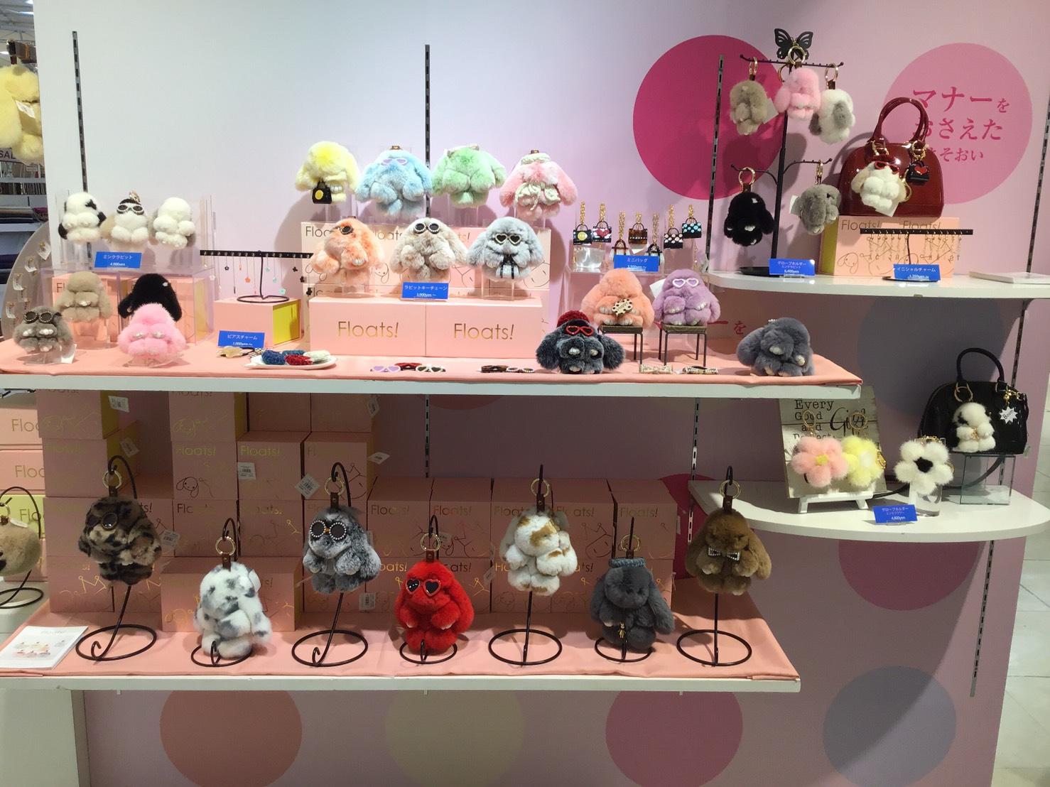 池袋西武百貨店 2階 POP UP SHOP