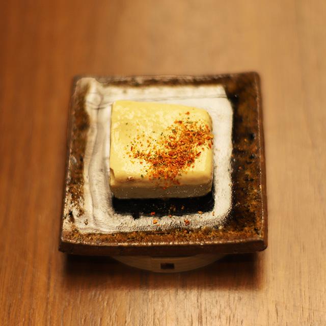 酒喜惣菜レシピ「豆腐の醤油麹漬け」