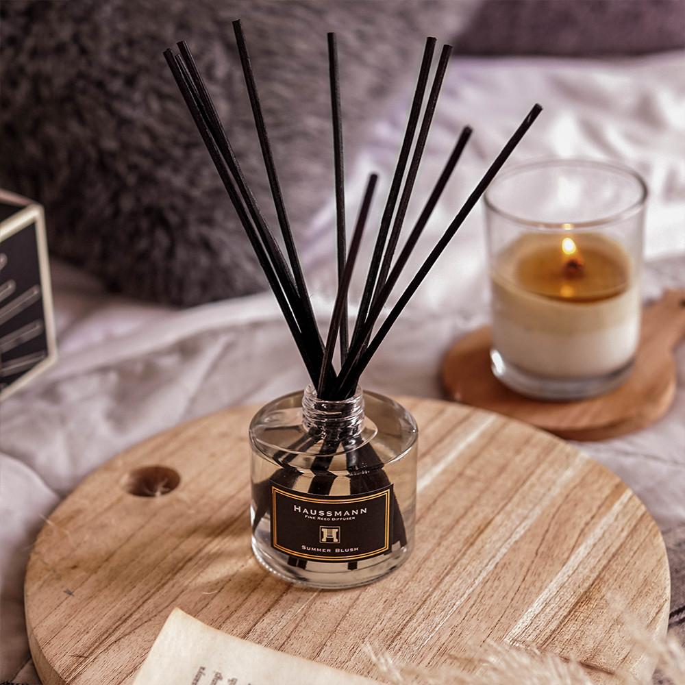 【商品紹介】アロマテラピーに基づいた香りのディフューザー インドネシア発HAUSSMANN