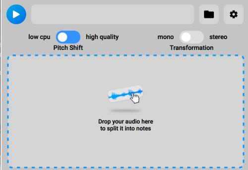 オーディオデータをMIDIに変換してくれるフリーのプラグイン