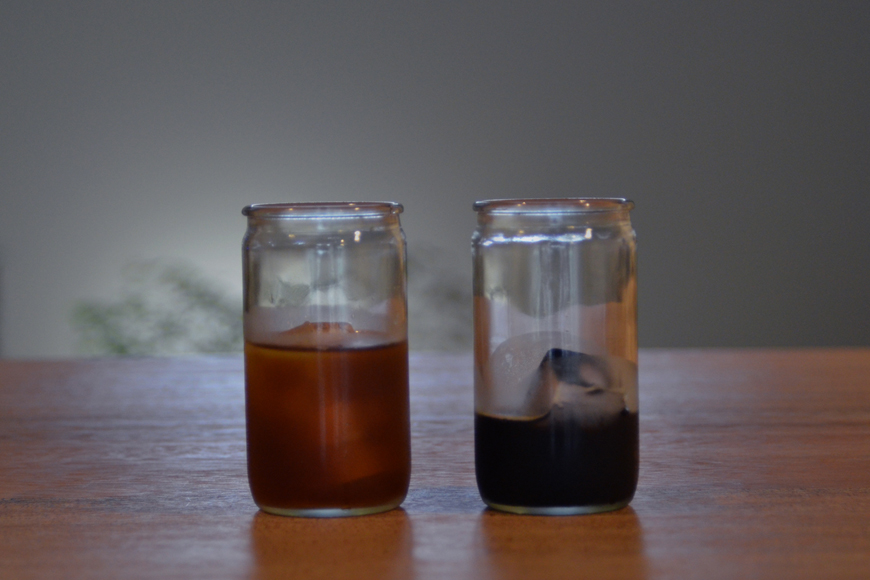 Report / Experiment.1-Not Iced Coffee-