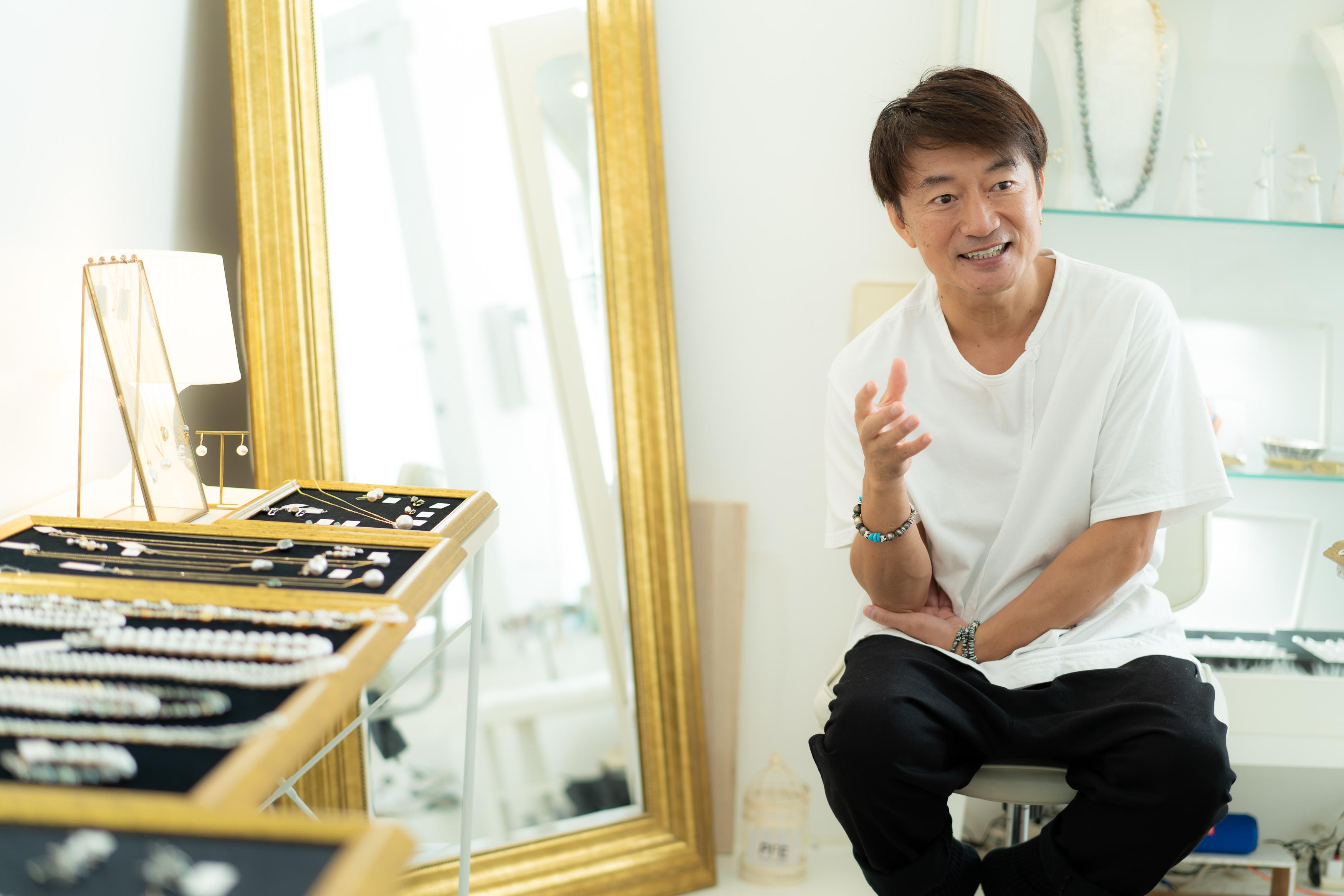 PFE(パールファーイースト)DEGUCHI TAKASHI さまインタビュー