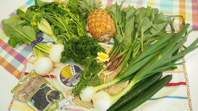 【NEW】ベジバルーンセット5月(皐月)『清々しく みずみずしい野菜たち』