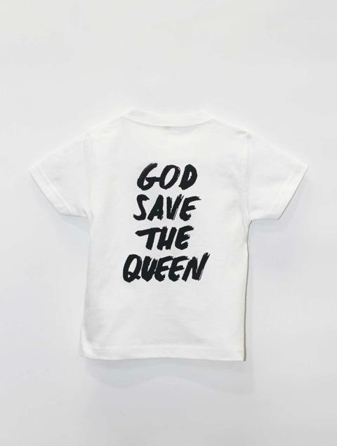 アナーキーなあの子に1枚 「GOD SAVE THE QUEEN」