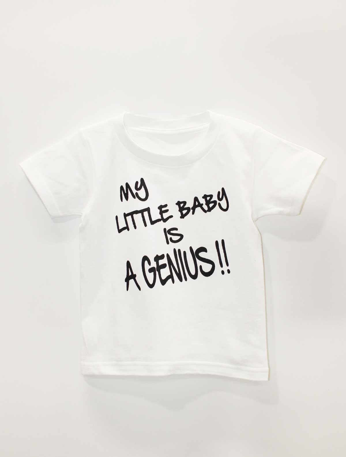 「ウチの子天才‼︎」/  MY LITTLE BABY IS A GENIUS!!