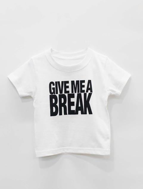 有給ください/ GIVE ME A BREAK