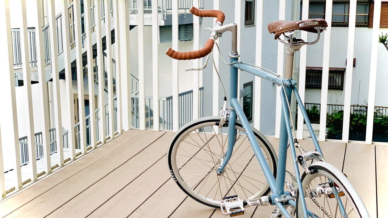 新しい自転車ライフはミニベロで ...