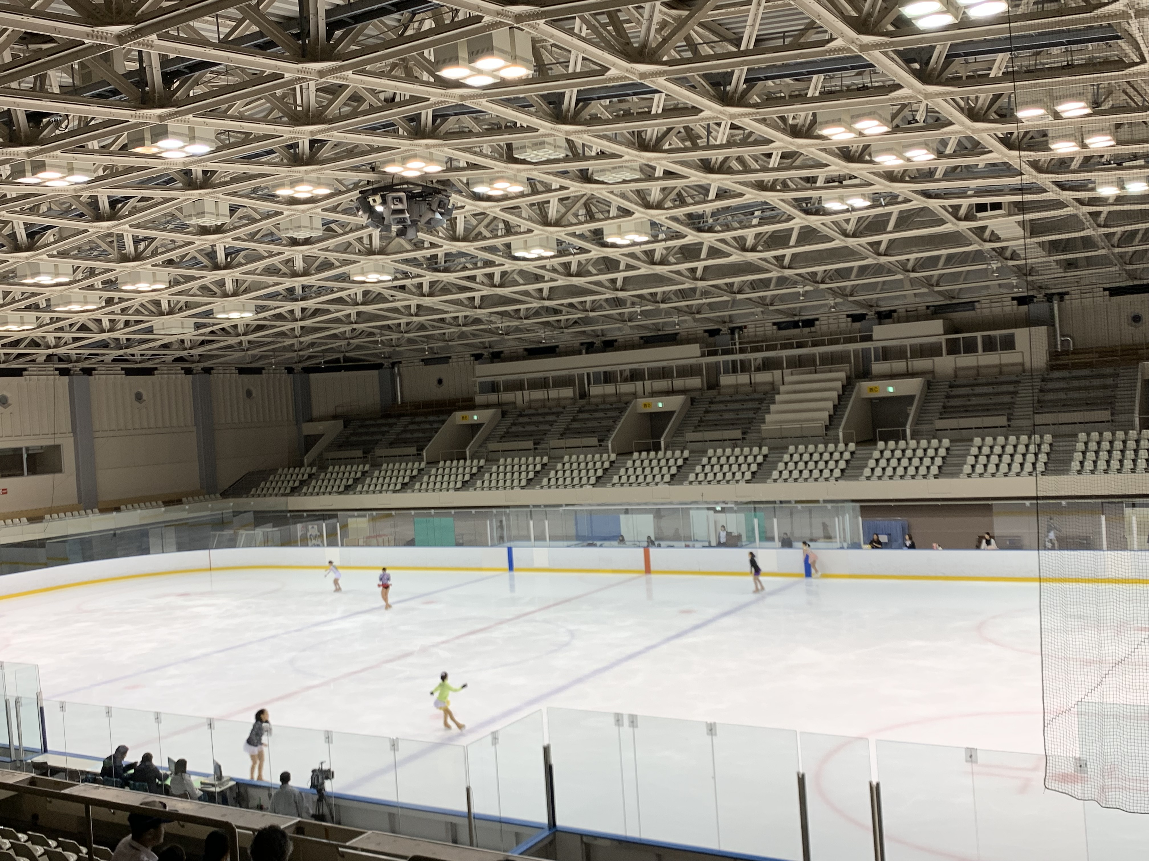 フィギュアスケート(第43回札幌フィギュアスケート選手権大会 兼 2019 SAPPORO CUP)