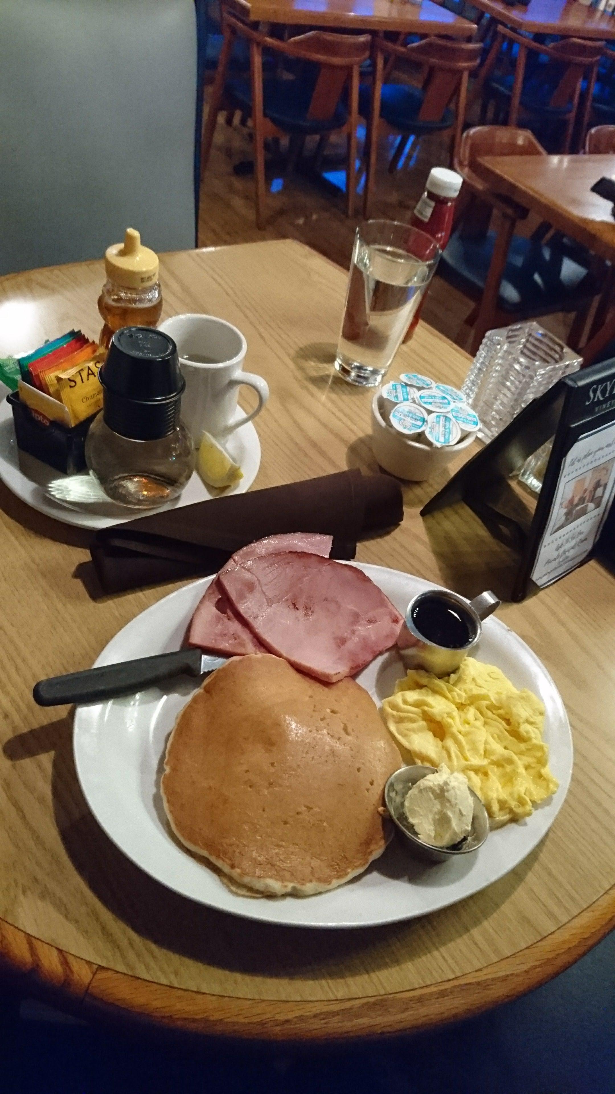 アメリカ滞在中の食事。。 | Hiro Import