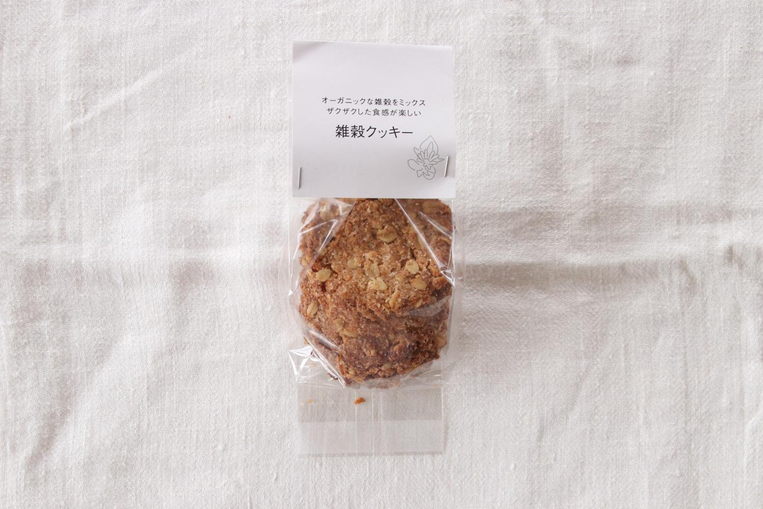 おやつ紹介〜雑穀クッキー秘話〜