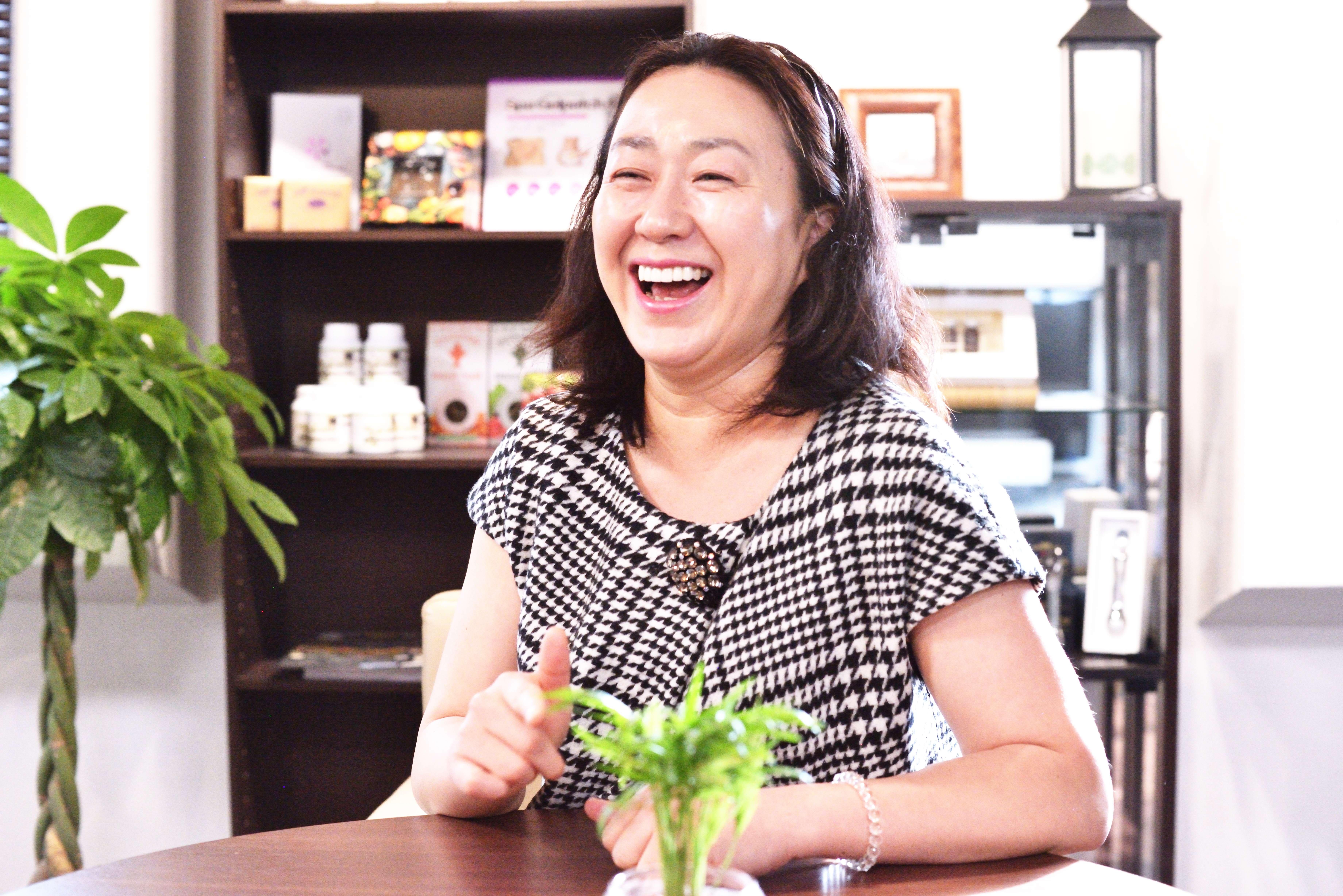 ダイエットに革命を起こしたい! 菅原智美 氏のインタビュー掲載です。