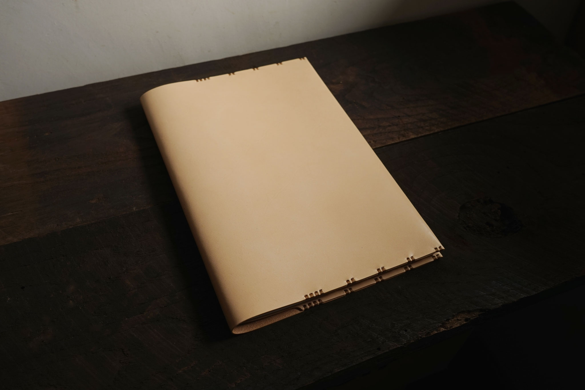 オーダーメイド - ノートカバー A4サイズ
