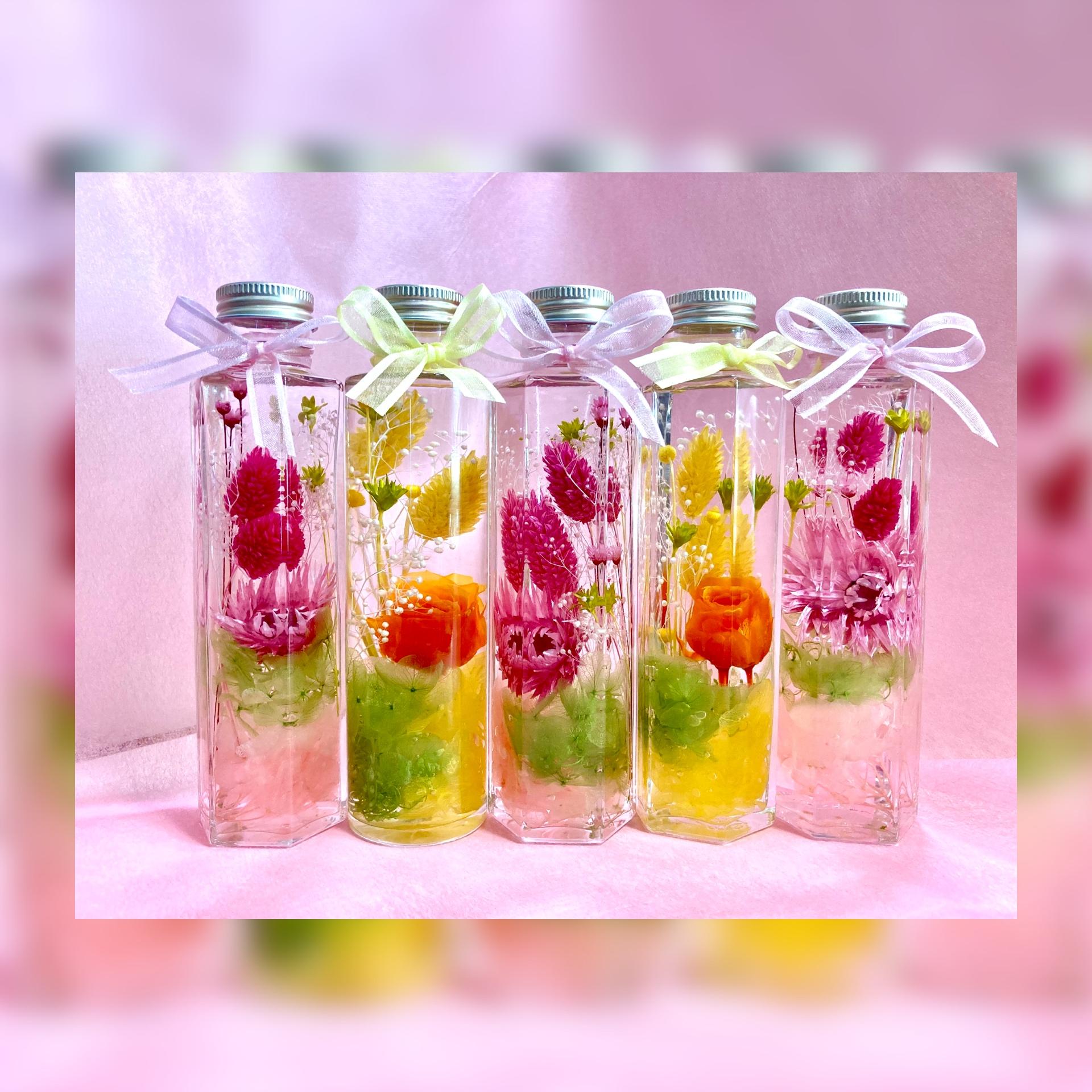 小豆島のお花屋【フラワーショップ 瑞花】さんの… 『ハーバリウム』