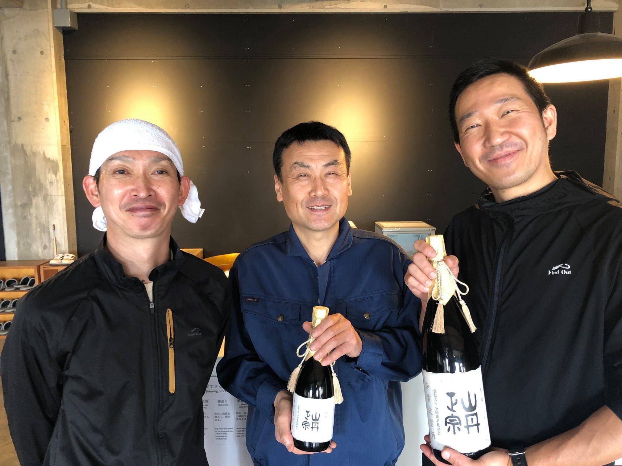 愛媛県今治市【八木酒造部】さん、おめでとうございます♪ 『令和2年度 全国新酒鑑評会 金賞受賞』