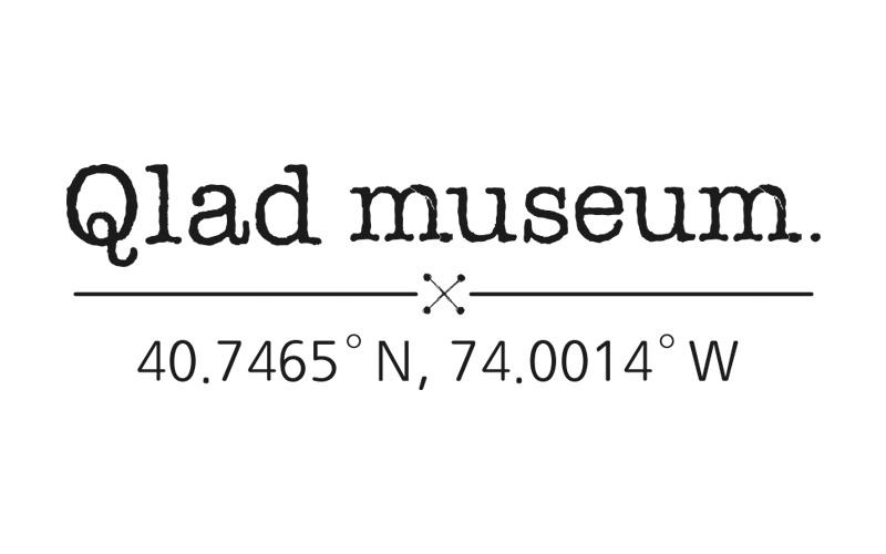 Qlad museum JAPAN 公式ウェブサイトオープンしました