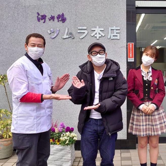 テレビ大阪『OSAKA LOVER 大阪人の新常識』2月27日(土)夜6時58分放送に出演します!