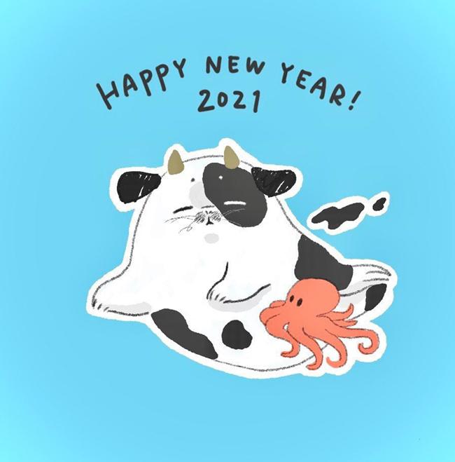 2021年 新年のごあいさつ