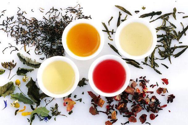 Tea Selected Items