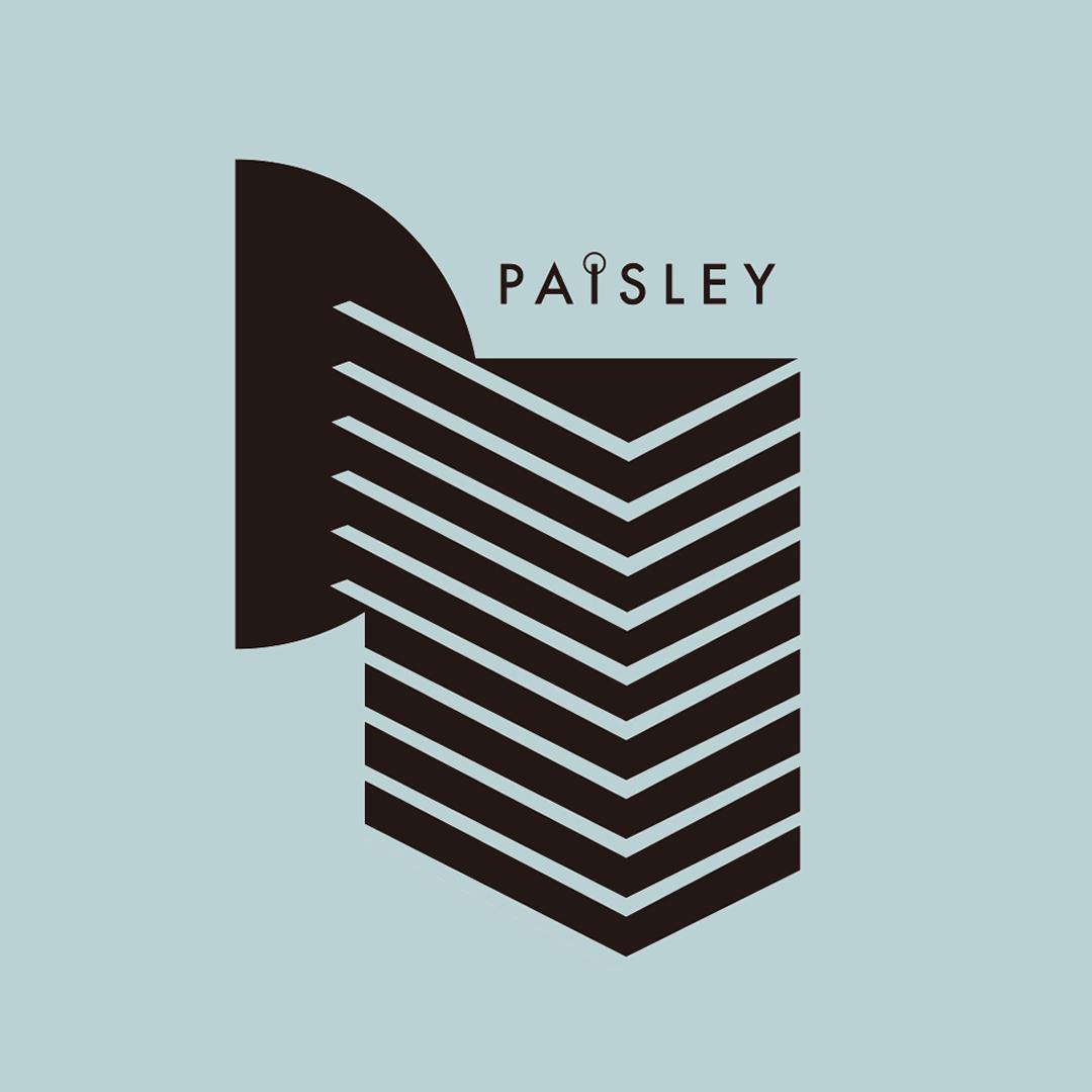 Paisley original June  Calendar Free Download.