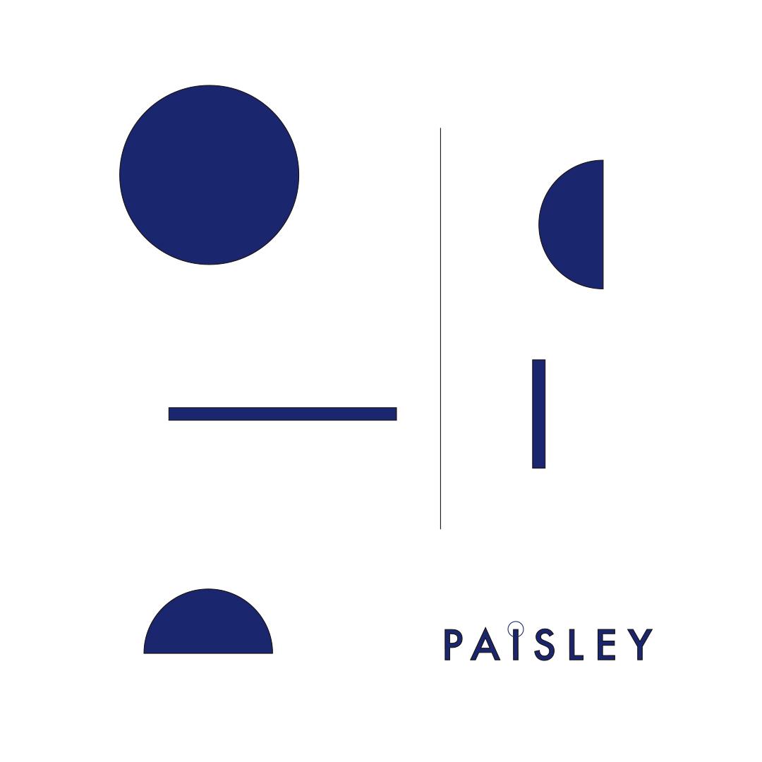 Paisley original  April Calendar Free Download.
