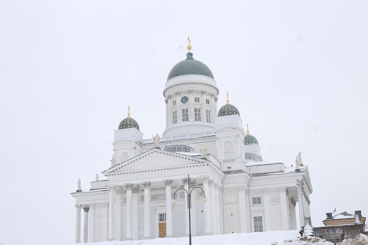 暑い時だから見たい! 北欧の寒さを感じる風景 11選