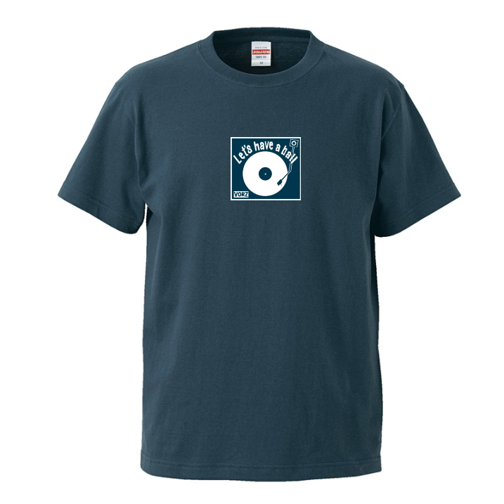 NEW Tシャツ - Let's have a ball