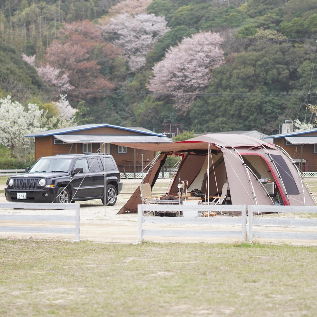 Sante camp NO.8 釣りキャンプ🎣