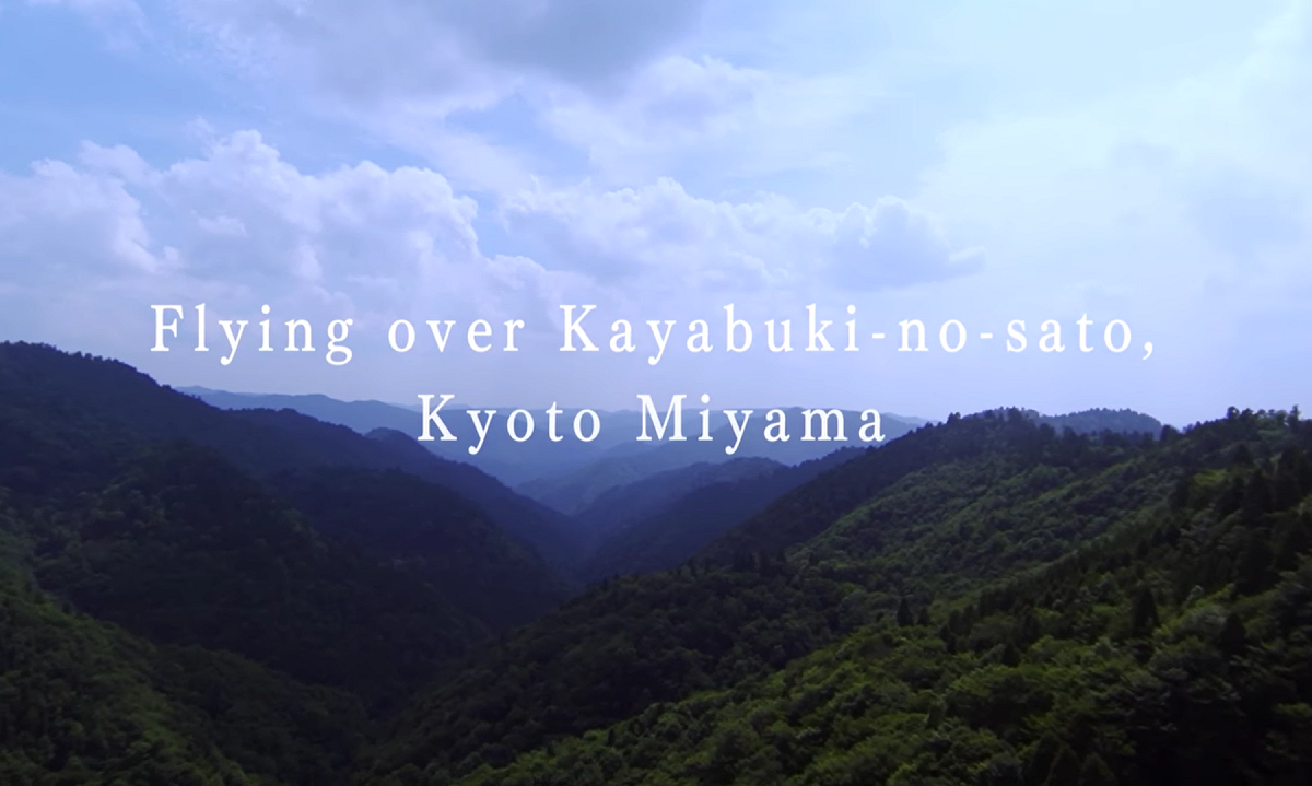 【YouTube動画】京都美山町のご紹介