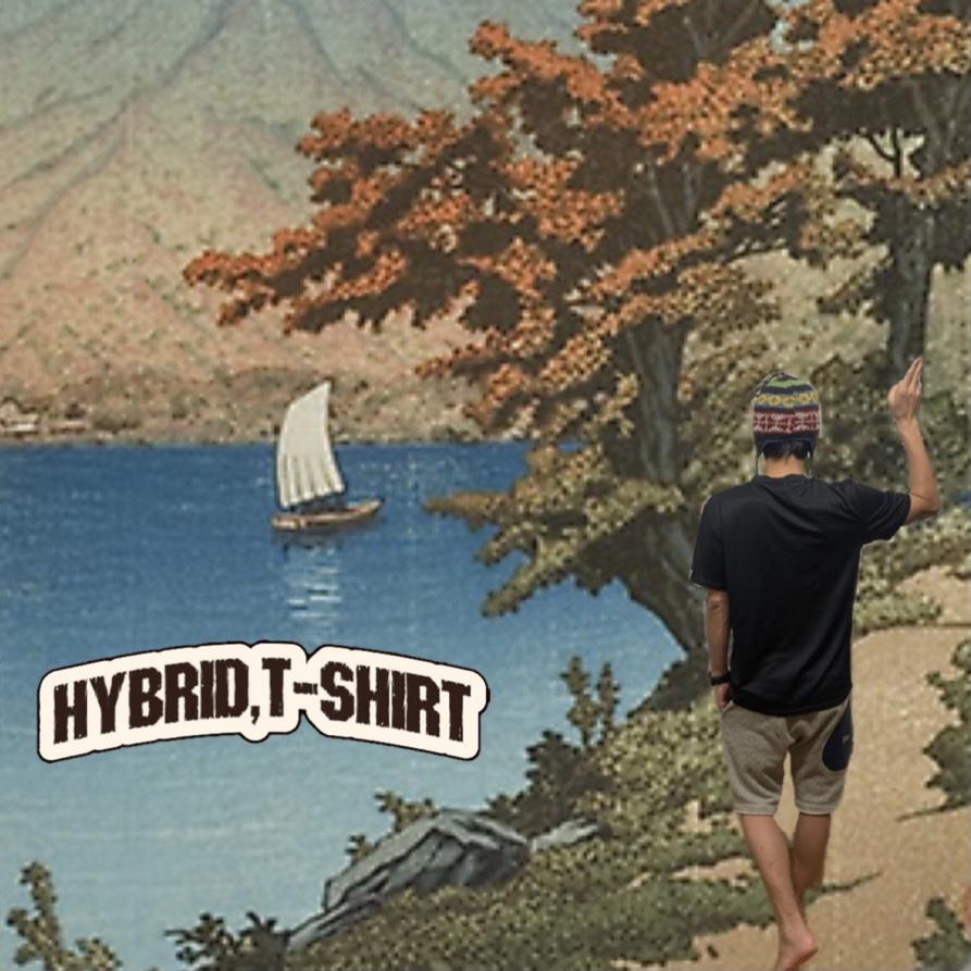 手作業で作る世界で1つのTシャツ。