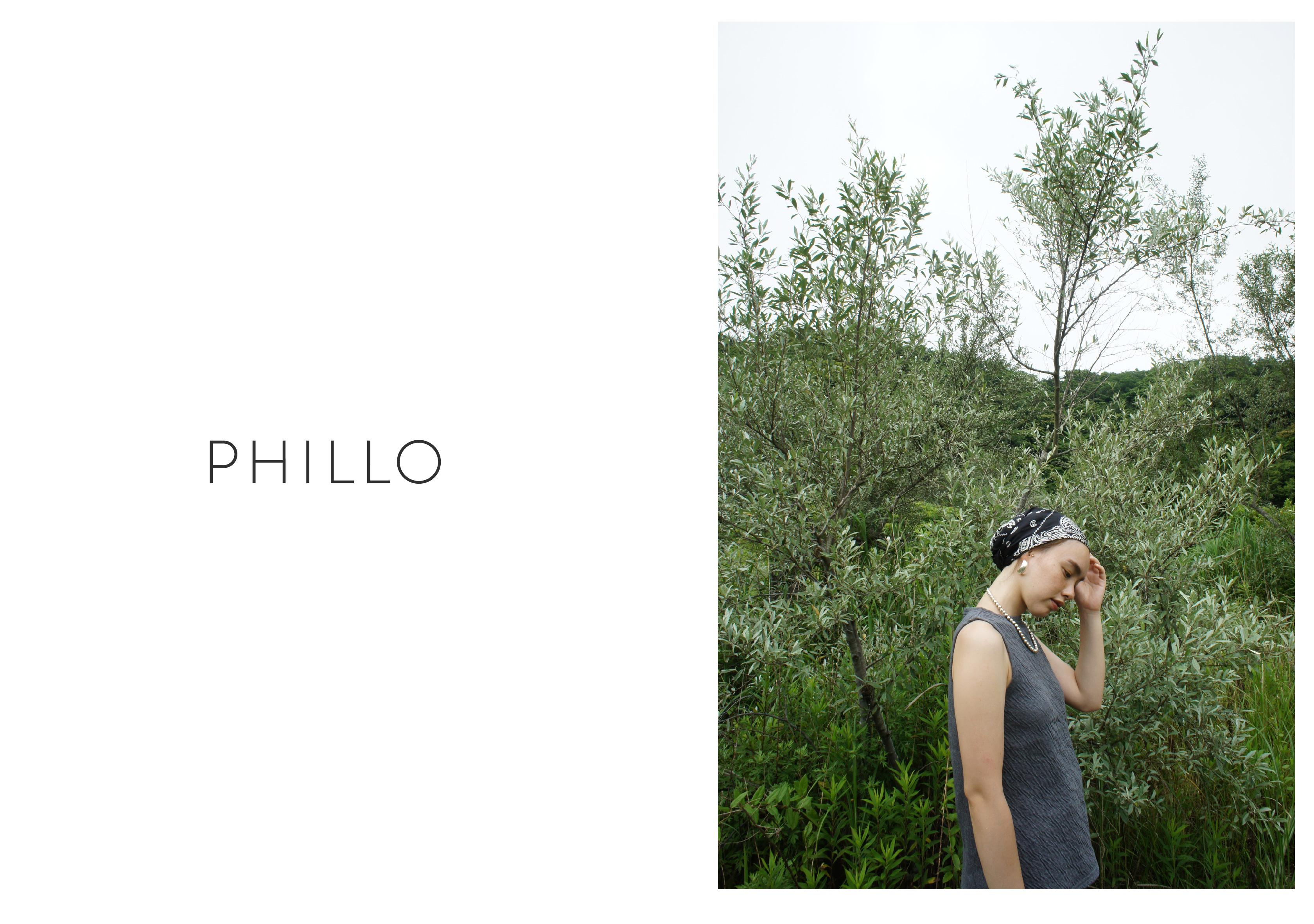 PHILLO Look Book vol.2