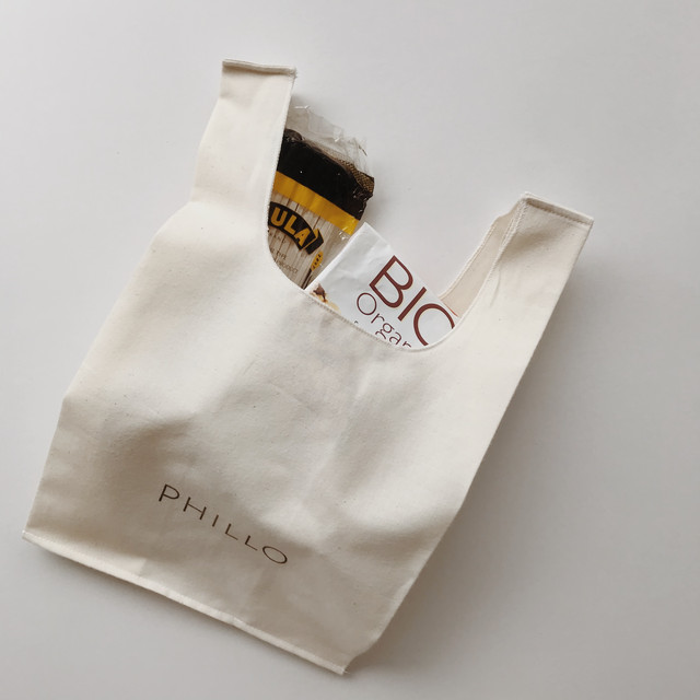 Organic Cotton Eco Bag