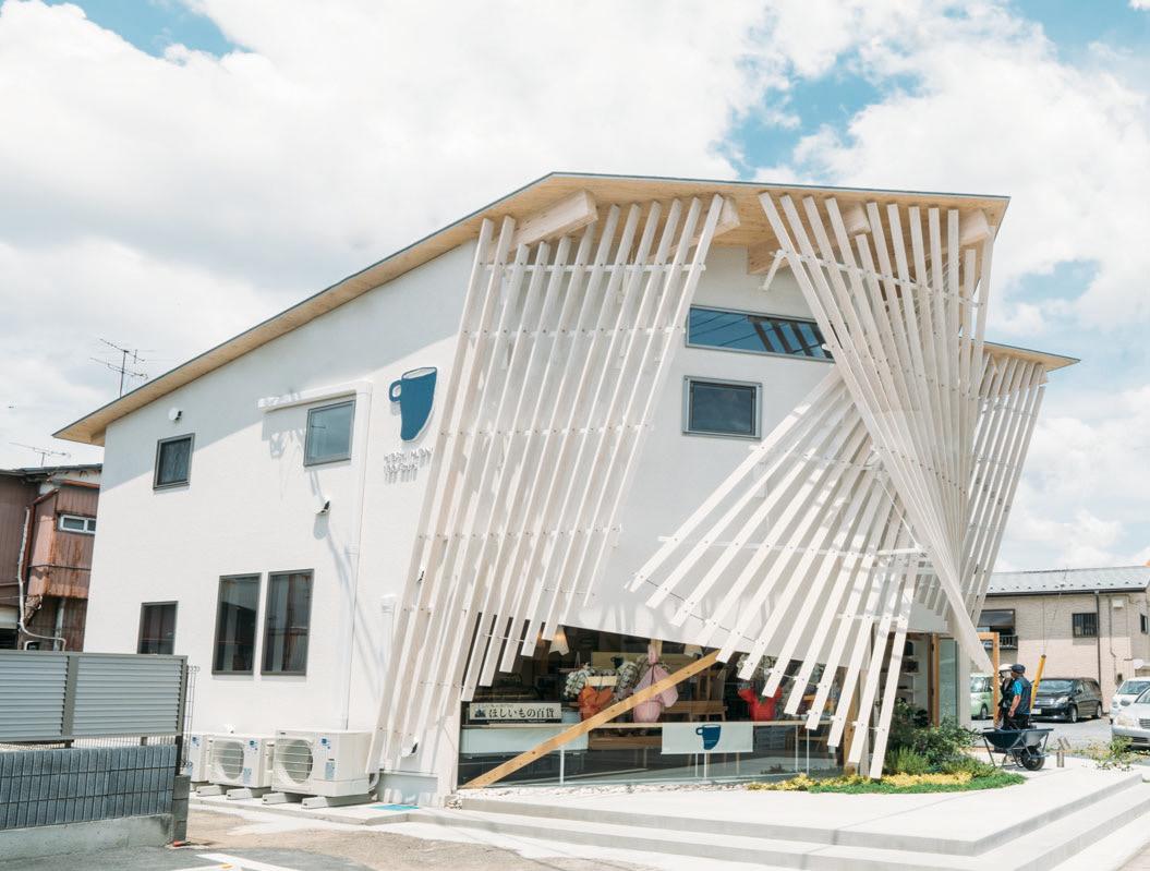干し芋カフェ「HOSHIIMONO 100 Café」グランドオープン