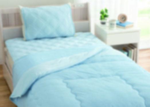 敷きパッドとベッドパッドの違いって何?